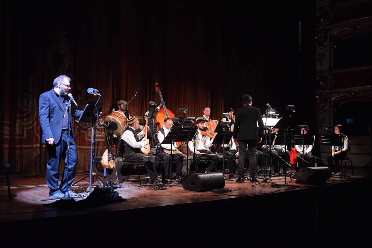 """""""Concerto Giornata Memoria"""" al T.Municip per A.Marinetti (FotoDELPAPA)"""
