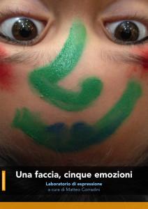 espressione - Una faccia cinque emozioni001