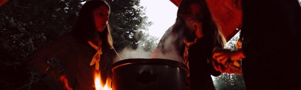 Le cose importanti intorno al fuoco